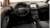 Ford C-Max Business interior